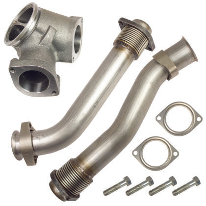 BD Diesel UpPipe Kit - Ford 1999.5-2003 7.3L PowerStroke