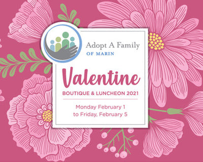 Shop for a Cause: Benefitting Adopt A Family 2/1-2/5