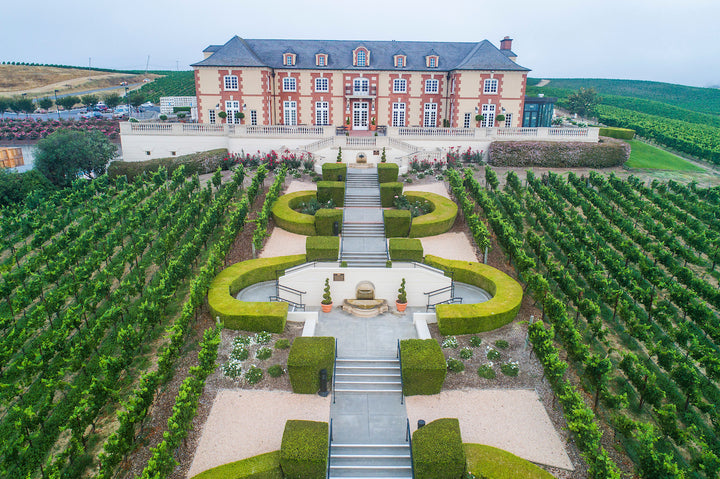 Date Night at Domaine Carneros - What to Wear