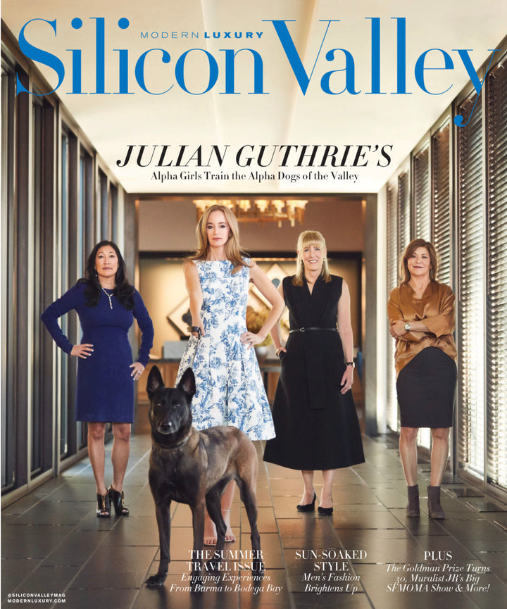 Silicon Valley Magazine - Enduring Elan