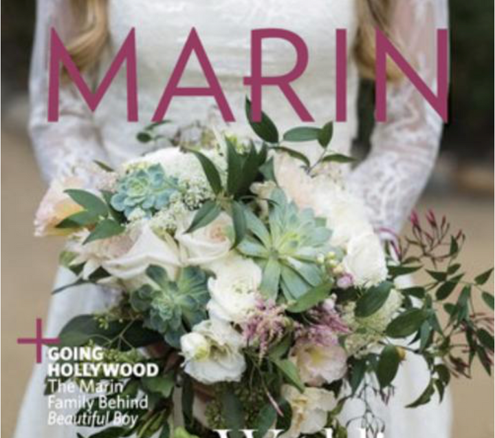 Marin Magazine - Mix and Match
