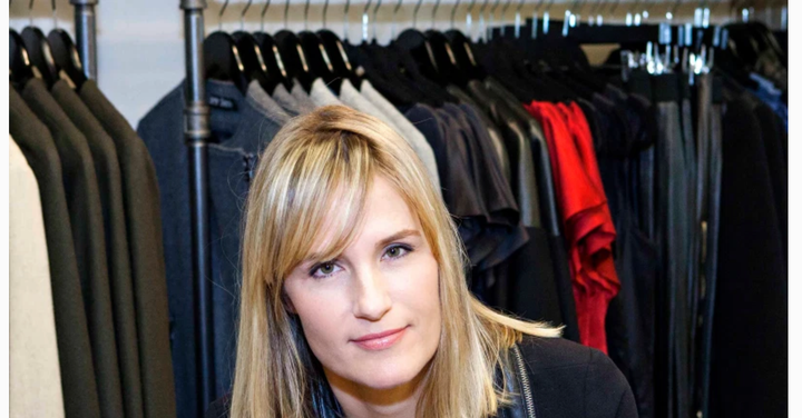 Marin IJ - Mill Valley fashion designer gives back
