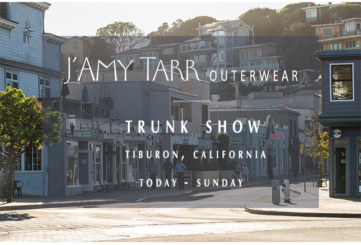 Tiburon fashion pop up shop
