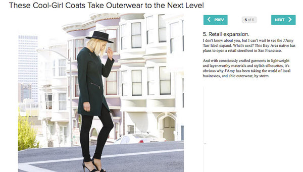 Livingly Media These Cool-Girl Coats Take Outerwear to the Next Level