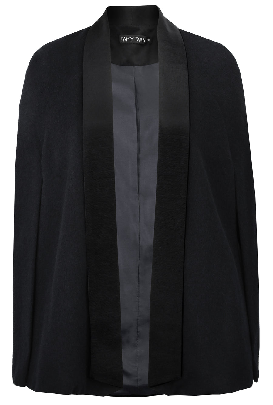 Tux Cape in Black