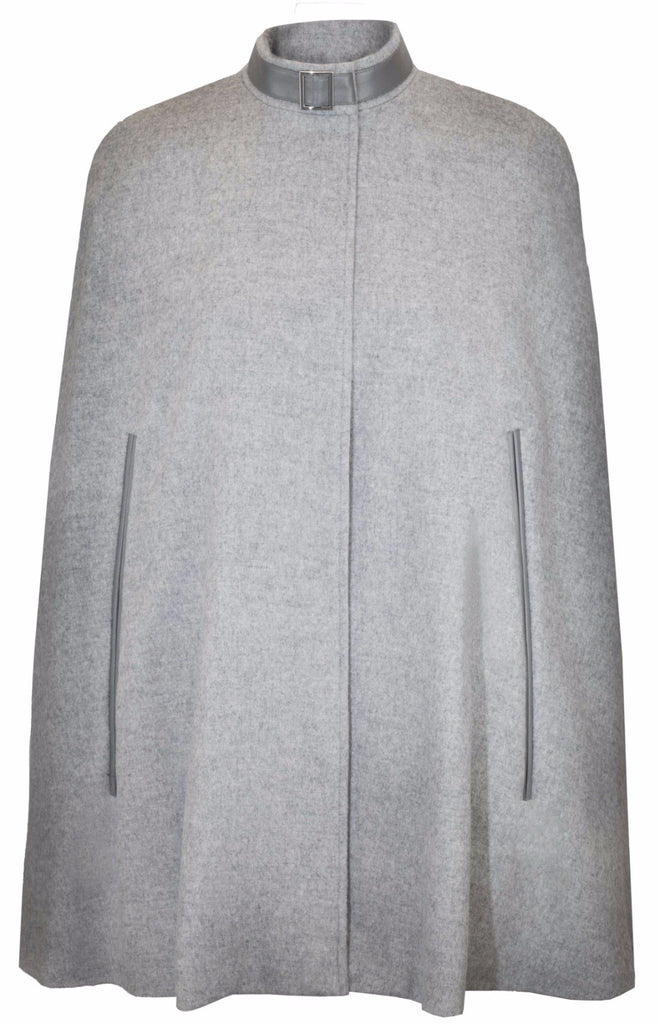 The Cape in Light Stone Grey