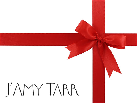 J'Amy Tarr Outerwear Gift Card