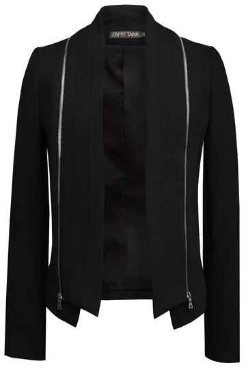Black Signature Crepe Tux