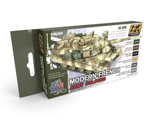 AK Interactive AFV Series Modern French Army colors