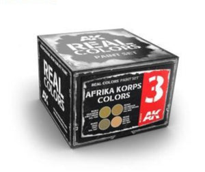 AK Real Colours Afrika Corps Colours (4)
