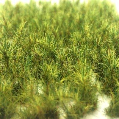 Scenic Selection Spikey Plants – 12mm (Dark Green)