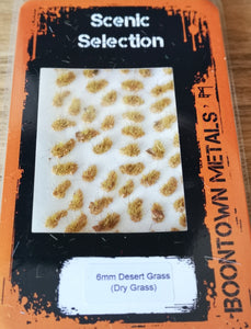 Scenic Selection Desert grass 6mm Dry grass NEW LINE
