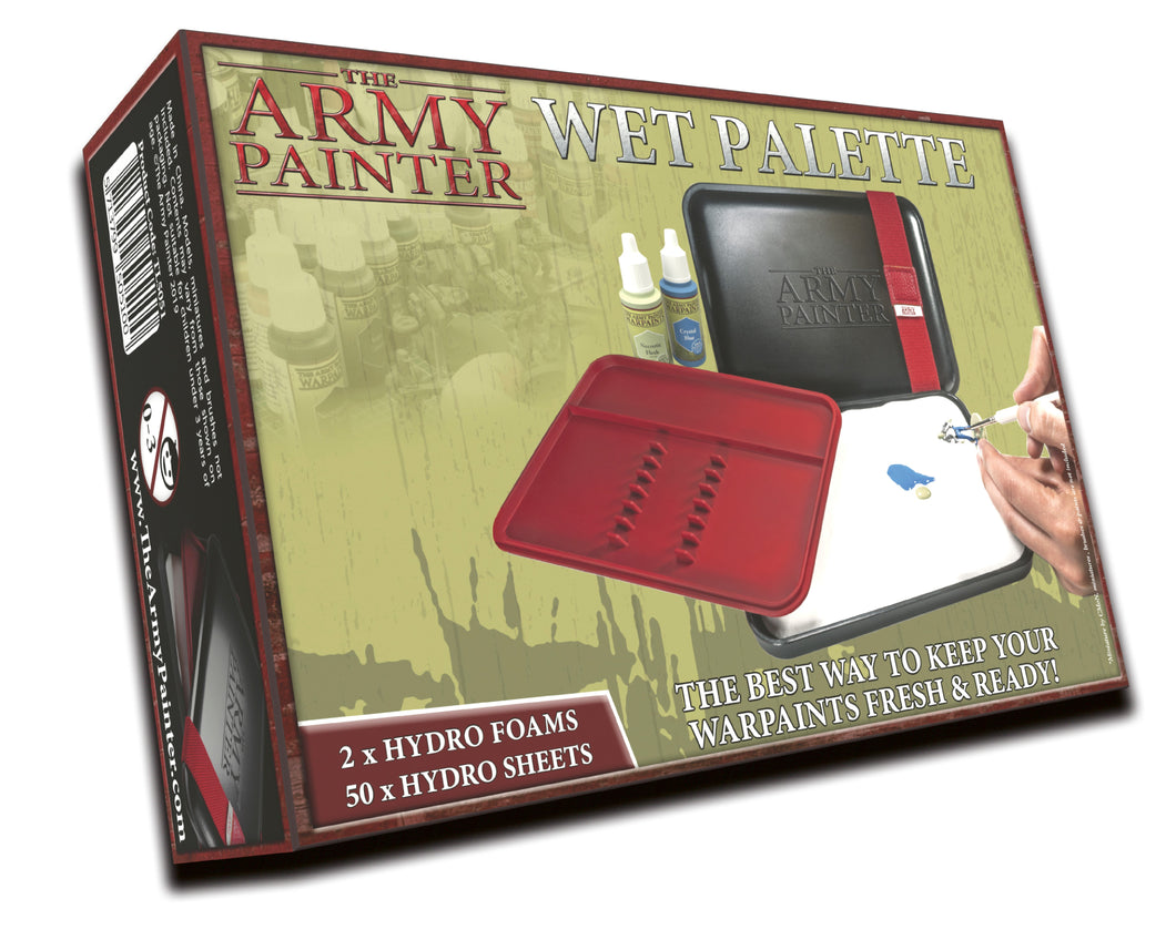Fillers and Tools Army Painter Wet Palette