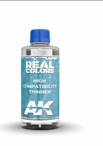 Thinners AK Real colour High compatibility 200ml