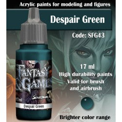 Scalecolor Fantasy And Games Despair Green SFG-43