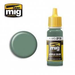 Ammo Mig Paints FS24277 Green A.Mig-213