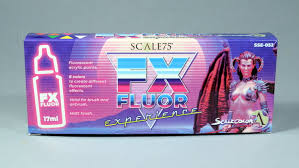 Scale75 Sets FX Fluorescent Experience