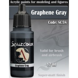 Scalecolor75 paint Graphene gray: Code SC58