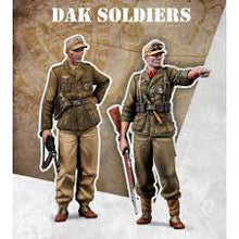 Load image into Gallery viewer, War Front Range Scale75 Uniforms of the German Africa Corps DAK set1