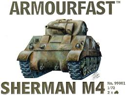 1/72 scale Military Vehicles (20mm) M4 Sherman