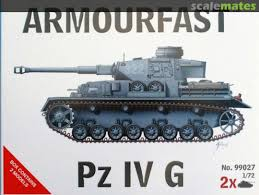 1/72 scale Military Vehicles (20mm) PZ IV G