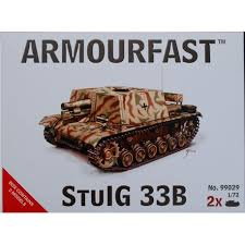 1/72 scale Military Vehicles   Stug 33B