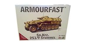1/72 scale Military Vehicles (20mm) Stummel