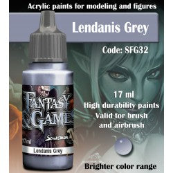 Scalecolor Fantasy And Games Lendanis Grey SFG-32