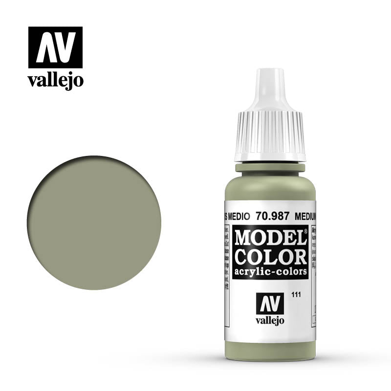Vallejo Medium Grey