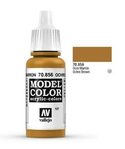 Vallejo Ochre brown