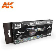 Load image into Gallery viewer, AK Interactive Air Series RAF Camouflages