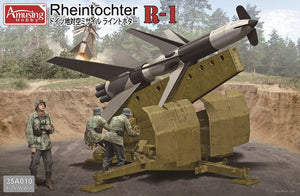 1/35 Scale Military Vehicles Amusing Hobby Rheintochter R-1