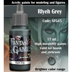 Scalecolor Fantasy And Games Rlyeh Grey SFG-45