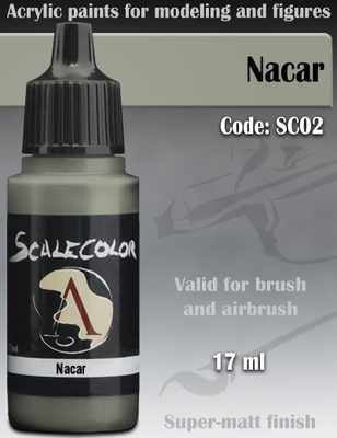 Scalecolor75 Paint Nacar Code:SC02