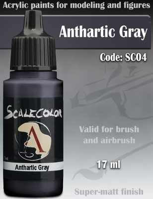 Scalecolor75 paint  Antharcite Gray code:SC04