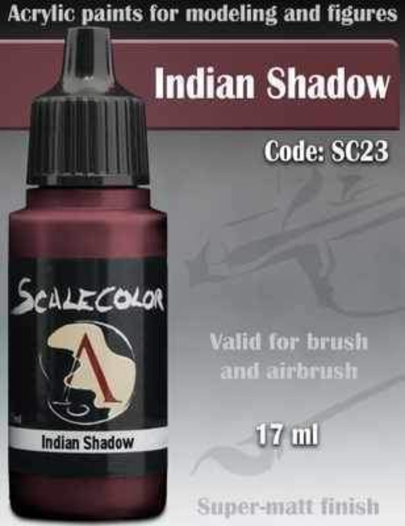 Scalecolor75 paint Indian Shadow Code:SC23