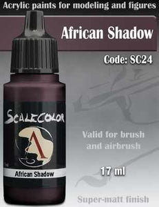 Scalecolor75 Paint African Shadow Code:SC24