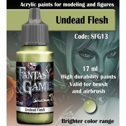 Scalecolor Fantasy and Games Paint Undead Flesh SFG13