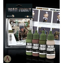 Load image into Gallery viewer, War front Range Scale75 Splinter Set SSE058