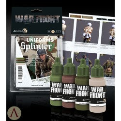 War front Range Scale75 Splinter Set SSE058