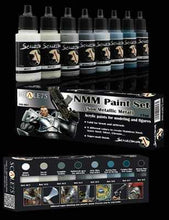Load image into Gallery viewer, Scale75 Sets NMM Steel Paint Set