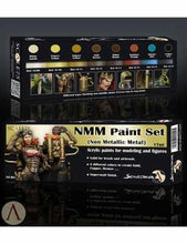 Load image into Gallery viewer, Scale75 Sets NMM Paint Set gold&Copper