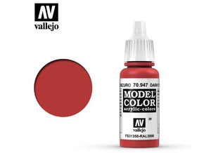 vallejo Red