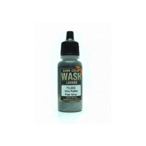 Washes/Inks Vallejo game Wash Pale grey 17ml