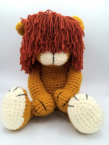 Meet Boris the Lockdown Lion!