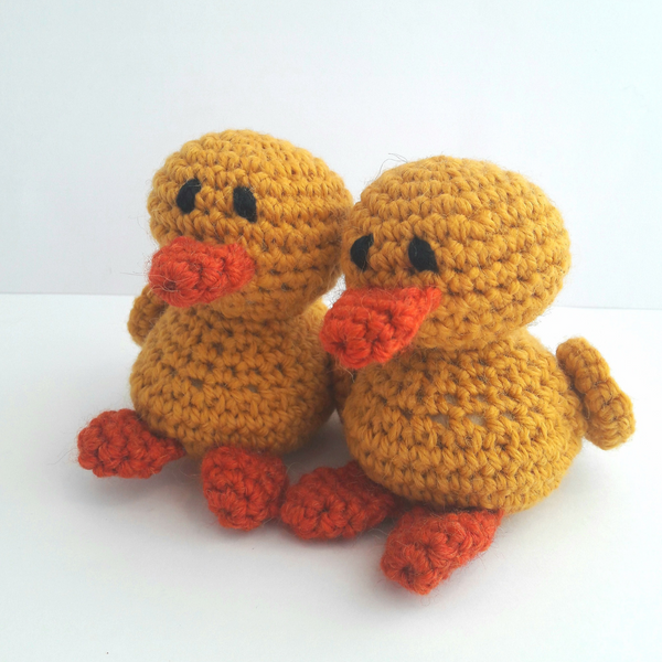 PDF Crochet Pattern - Cheeky Chicks Pattern