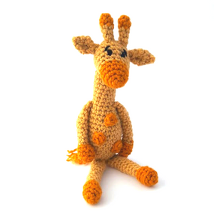 Crochet Kit - Baby Giraffe Mini Crochet Kit
