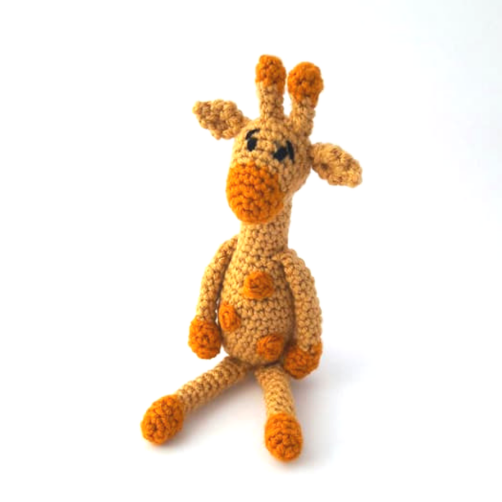 Ravelry: Baby Giraffe Amigurumi pattern by Courtney Deley | 1024x1024