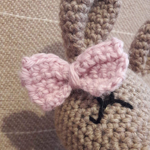 PDF Pattern Free Alternative Bow and Bunny Tail