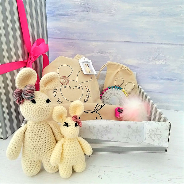 Luxury Crochet Gift Box